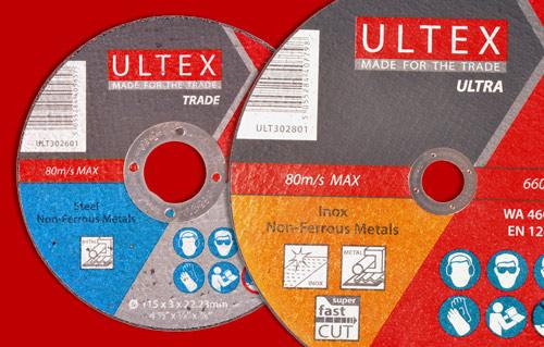 Ultex Cutting Discs