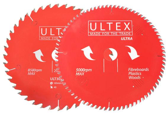 Ultex Ultra TCT Blades